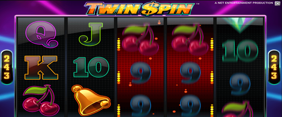 Twin $ pin-spor