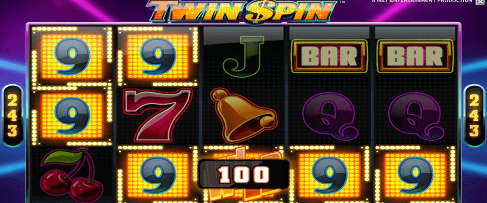 Twin Spin-spor
