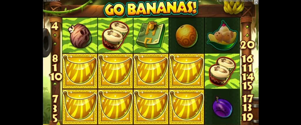 Gå Bananas! Slot