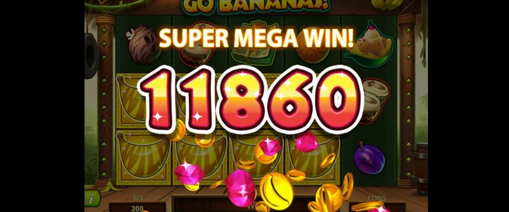 Gå Bananas! spilleautomater