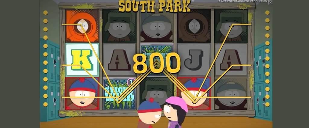 South Park-spor