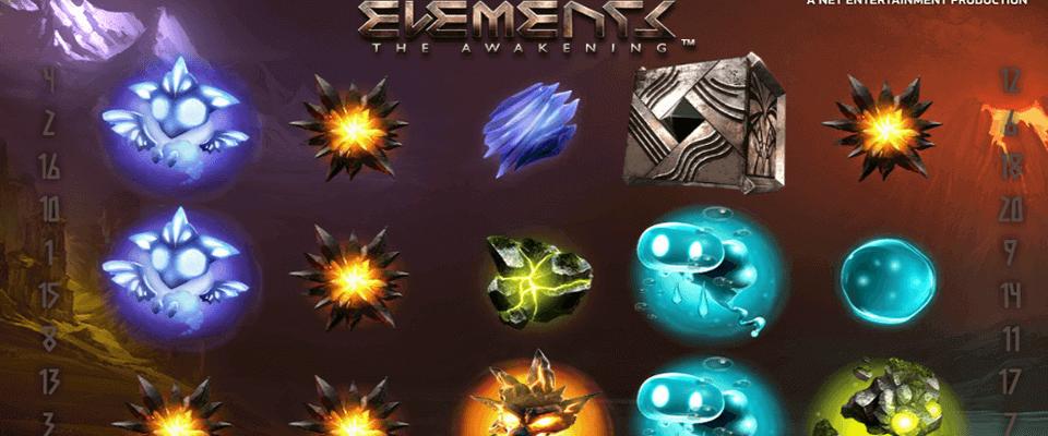 Elements sporet