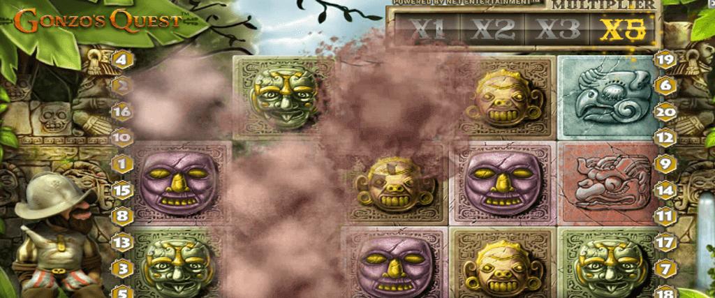 Gonzo 's Quest slot