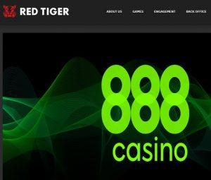 Red Tiger Gaming og Spania nå!
